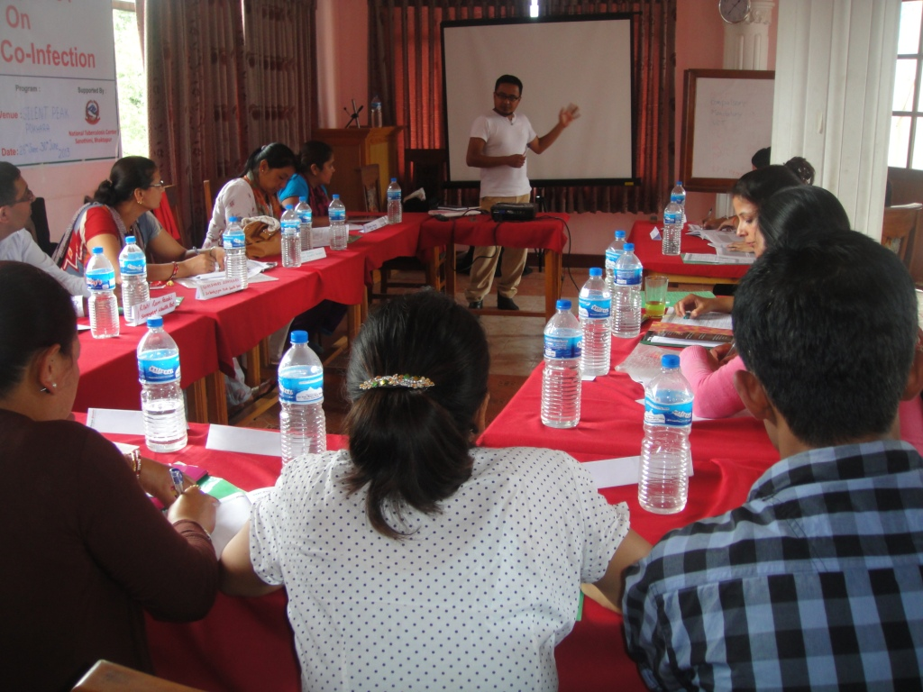 5 Days TB/HIV TOT will be conducting to BHS staff in Kaski District