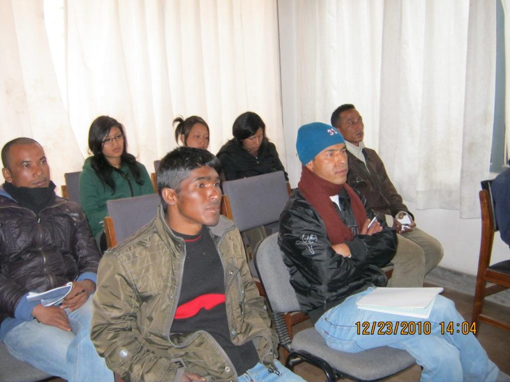 Abscess Management Training for Naya Goreto Staffs
