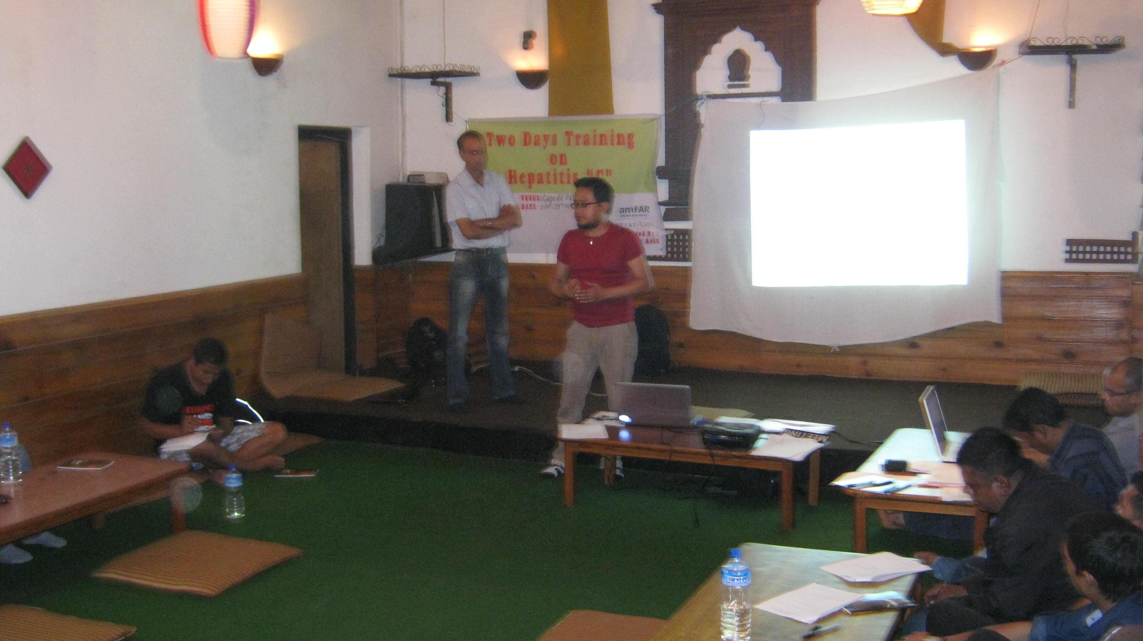 2nd Training Program on Hepatitis C